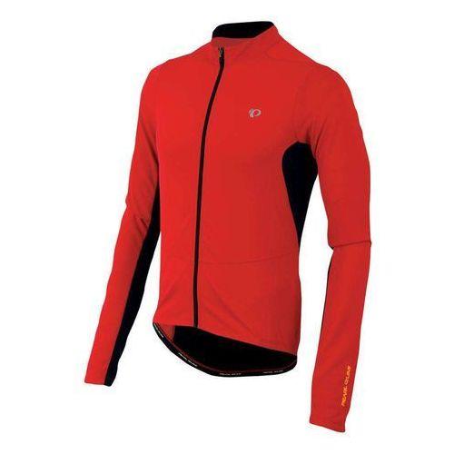 select attack - męska koszulka rowerowa długi rękaw (czerwony) marki Pearl izumi