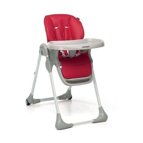 Foppapedretti Krzesełko do karmienia - czerwone