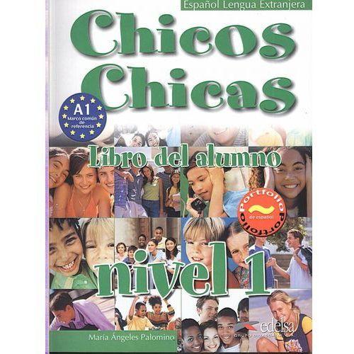 CHICOS CHICAS 1 GIMNAZJUM PODRĘCZNIK, oprawa miękka