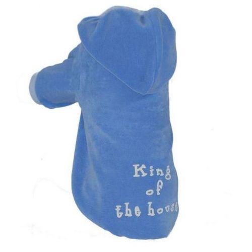 GRANDE FINALE Bluza B51 King of the House niebieska NOWOŚĆ