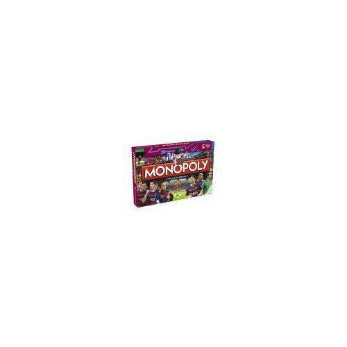 OKAZJA - Hasbro Monopoly fc barcelona