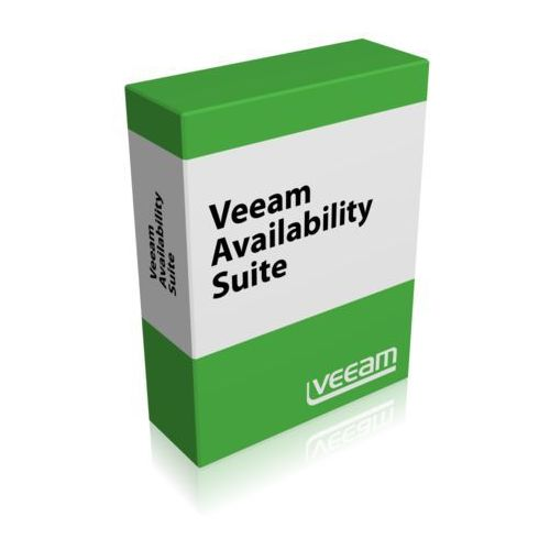 Veeam Availability Suite Enterprise for Hyper-V Upgrade from Veeam Availability Suite Standard- Public Sector - Edition Upgrade (P-VASENT-HS-P0000-U6)