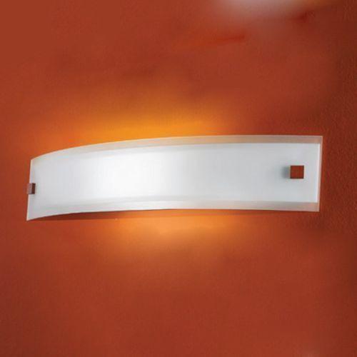 kinkiet MILLE biały- wiśnia 460 1 x 120 W, LINEA LIGHT 1024