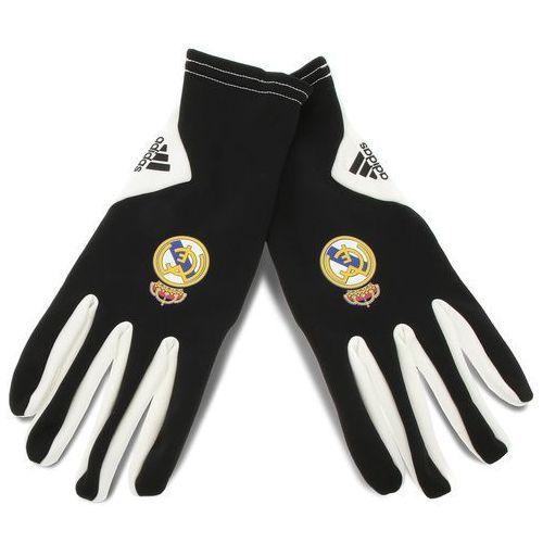 Adidas Rękawiczki męskie - real fp cy5620 m black/white