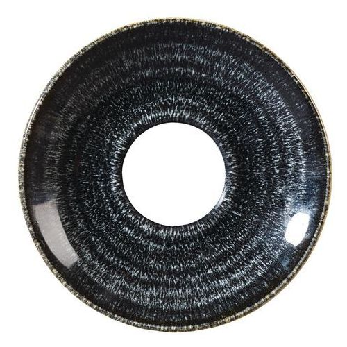 Spodek okrągły do filiżanki 118 mm | , homespun style charcoal black marki Churchill
