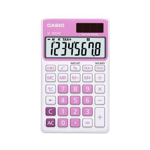 Kalkulator CASIO SL-300NC-PK-S-EH