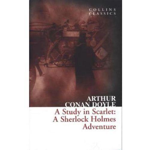 A Study in Scarlet A Sherlock Holmes Adventure (9780007558049)