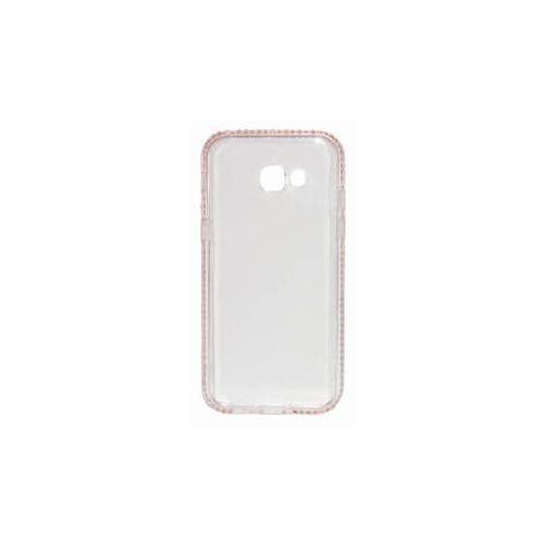 Obudowa dla telefonów komórkowych  diamond frame pro samsung galaxy a5 (2017) (beasagaa52017tpufrpi) różowy marki Beeyo