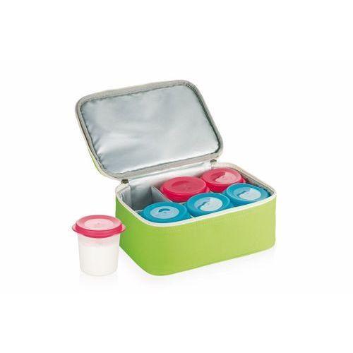 jogurtownica 6 pojemniczków z torbą termiczną marki Tescoma