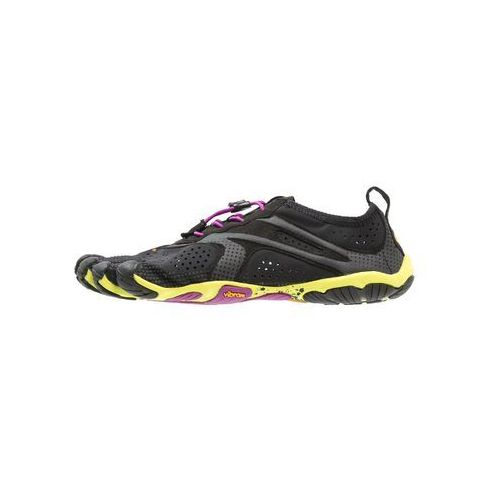 Vibram Fivefingers BIKILA EVO 2 Obuwie do biegania neutralne black/yellow/purple, kolor czarny