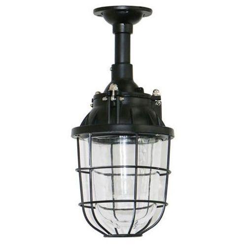 storm lampa sufitowa czarny, 1-punktowy - klasyczny - obszar wewnętrzny - storm - czas dostawy: od 3-6 dni roboczych marki Brilliant