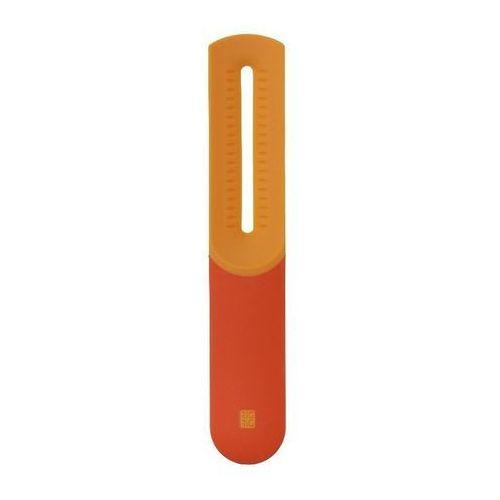 - nóż do sera - pomarańczowy marki Rig tig