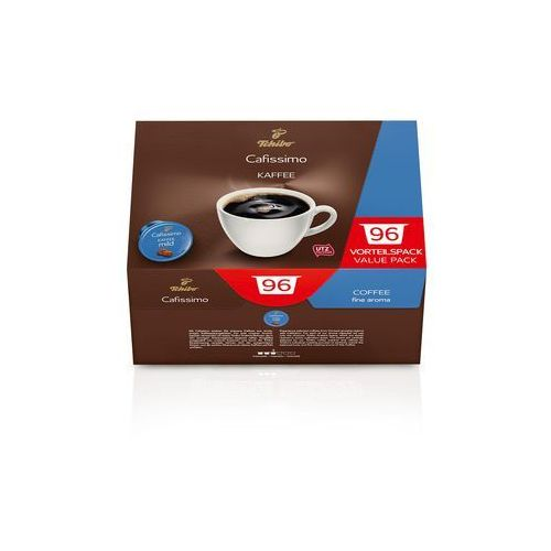 cafissimo coffee fine aroma 96 kapsułek marki Tchibo