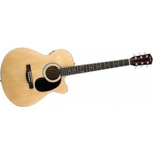Fender fa-135 ce concert v2 am wn gitara elektroakustyczna - OKAZJE