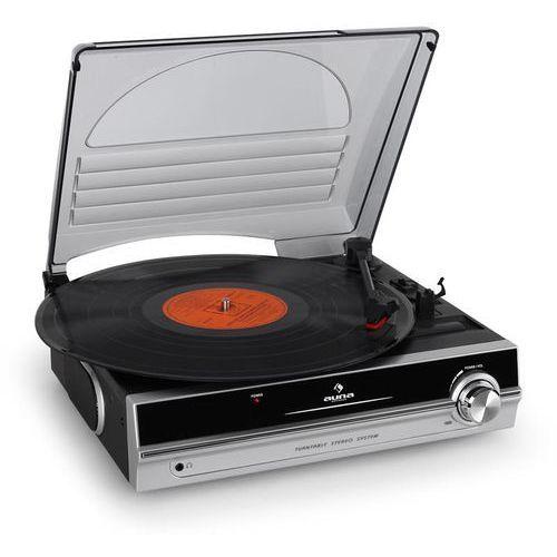 ™ tba-928 gramofon z wbudowanymi głośnikami marki Auna