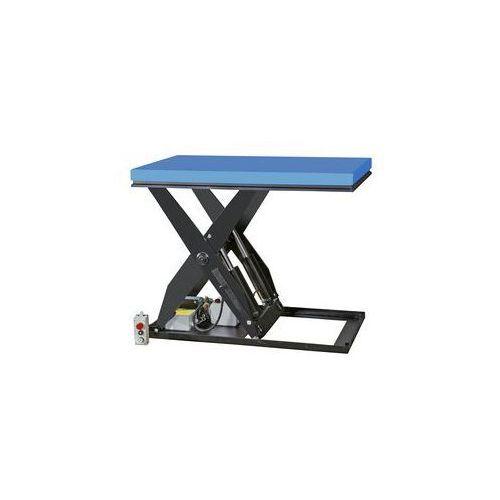 Kompaktowy stół podnośny,platforma: dł. x szer. 1300 x 800 mm