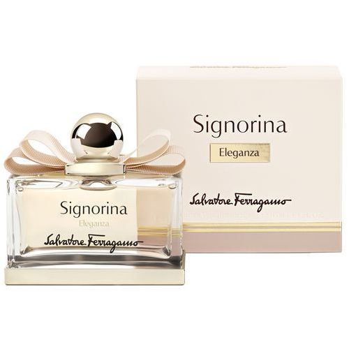 Salvatore Ferragamo Signorina Eleganza Woman 100ml EdP