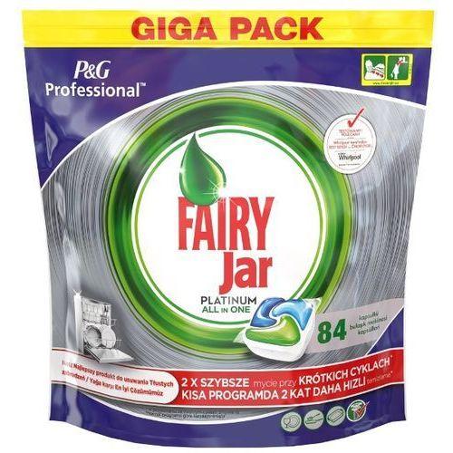 Kapsułki do zmywarek automatycznych Fairy Platinum All-In-One (84 szt), HG-167224