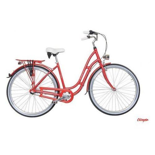 Rower  verona czerwona perła 2017 marki Cossack