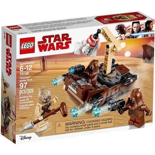 75198 TATOOINE™ (Tatooine Battle Pack) KLOCKI LEGO STAR WARS