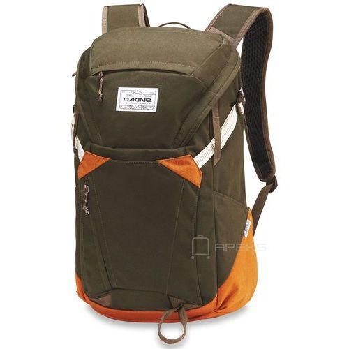 """Dakine Canyon 24L plecak turystyczny / sportowy / laptop 17"""" / Timber - Timber, kolor zielony"""