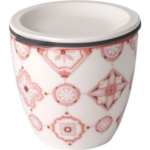 - to go rose porcelanowy pojemnik na sosy lub dodatki marki Villeroy & boch