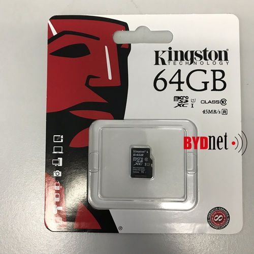 Kingston Karta flash sdc10g2/64gbsp