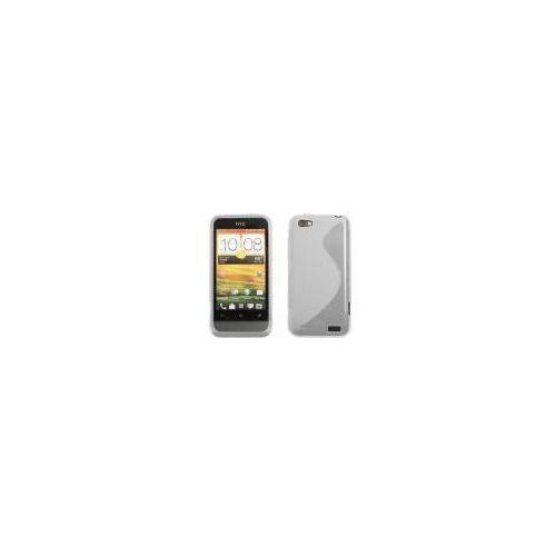 ADVANCED ACCESSORIES Etui S-Line GEL dedykowane do HTC One V - białe Odbiór osobisty w ponad 40 miastach lub kurier 24h, kup u jednego z partnerów