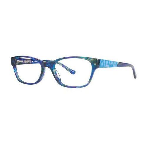 Okulary korekcyjne mesmerize bl/mb marki Kensie