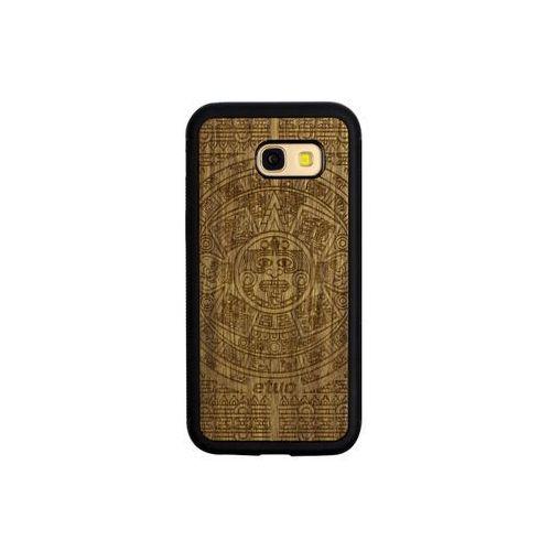 Samsung galaxy a5 (2017) - etui na telefon wood case - kalendarz aztecki - limba marki Etuo wood case
