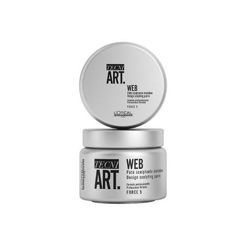Loreal Tecni Art Web Paste, włóknista pasta rzeźbiąca, 150ml (30165366)