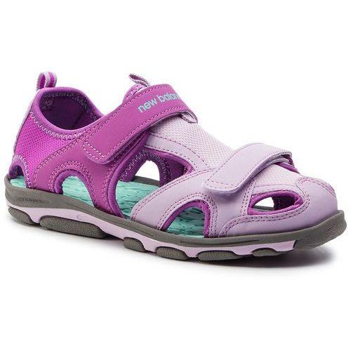 Sandały NEW BALANCE - K2005GP Grey/Purple