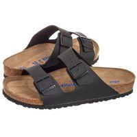 Klapki Birkenstock Arizona BS Soft Footbed Black 0551251 (BK66-a), 0551251