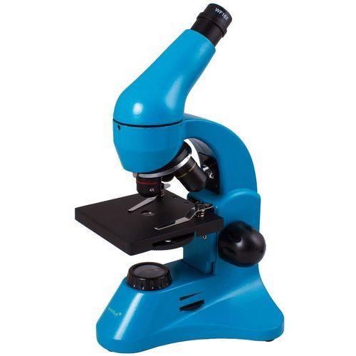 Levenhuk Mikroskop rainbow 50l plus lazurowy + darmowy transport!