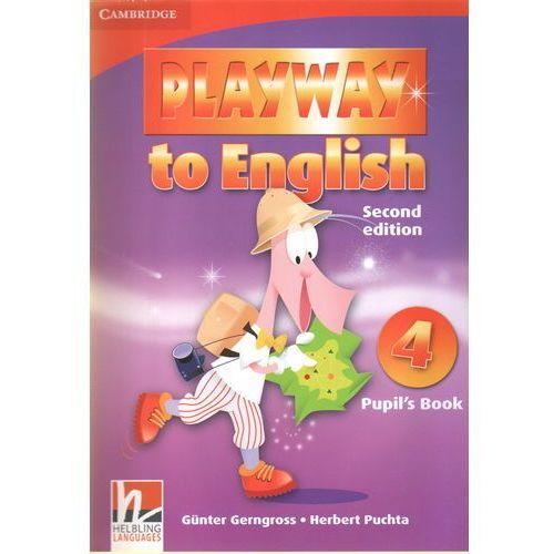 Playway to English 4. Podręcznik, Günter Gerngross