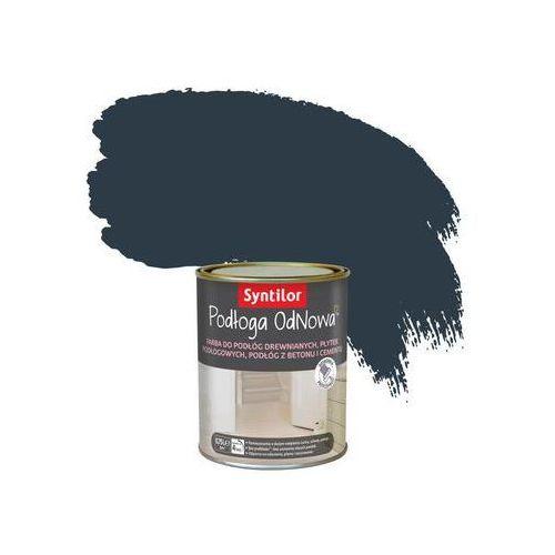 Farba do podłóg wewnętrznych podłoga odnowa antracytowy marki Syntilor