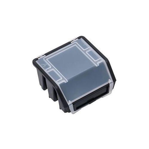 Pojemnik magazynowy warsztatowy ergobox 1 czarny plus marki Patrol