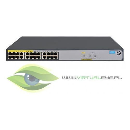 Hewlett Packard Enterprise 1420-24G-PoE+(124W) Switch JH019A -Limited Lifetime Warranty, 1_475372