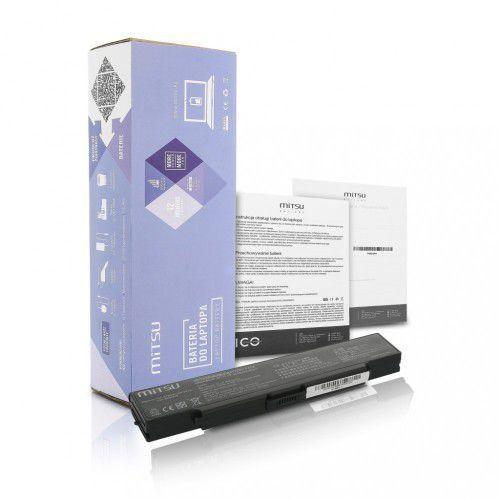 Bateria Mitsu do Sony BPS9, 4400 mAh, 11.1V (BC/SO-BPS9B) Darmowy odbiór w 21 miastach!, BC/SO-BPS9B