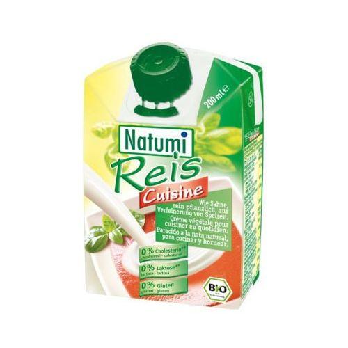 Natumi 200ml zagęszczony produkt ryżowy bio