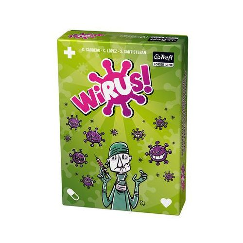 Gra WIRUS