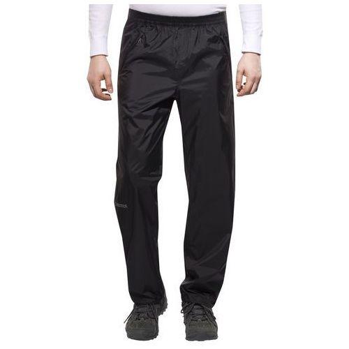 Marmot precip spodnie materiałowe black