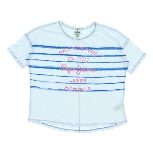 Pepe Jeans T-shirt dziecięcy Biały 14 years old - sprawdź w wybranym sklepie