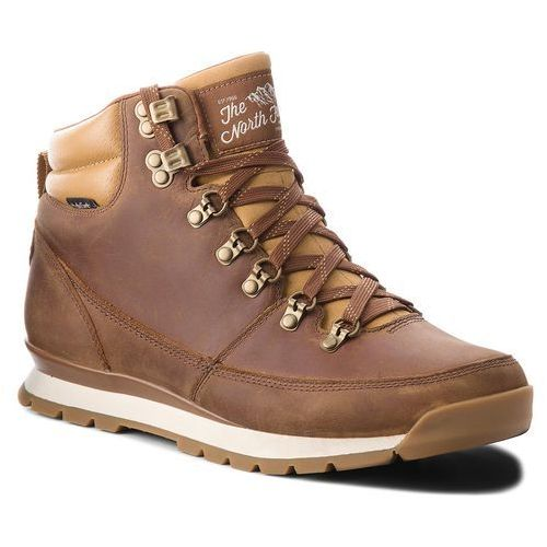 The north face Trapery - back-to-berkeley redux leather t0cdl05wd dijon brown/tagum brown