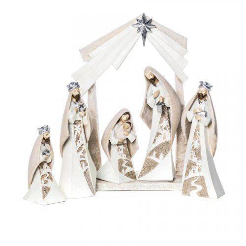 Nowoczesna szopka bożonarodzeniowa marki Produkt polski