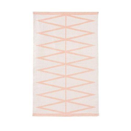 Inspire Dywan bawełniany mauro różowy 60 x 90 cm