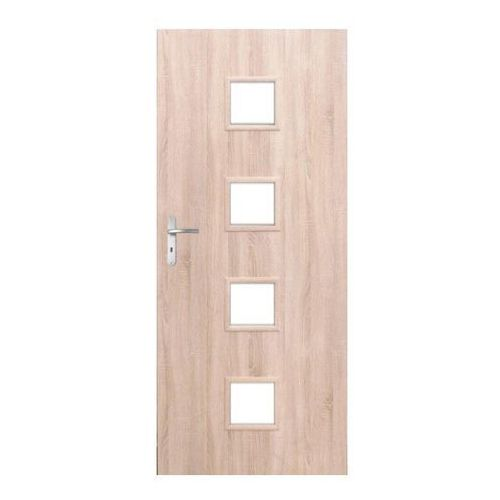 Drzwi pokojowe Clara 80 prawe dąb sonoma