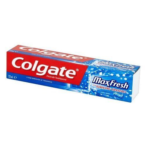 Colgate Max Fresh Cool Mint, pasta do zębów 125 ml (5900273132161)