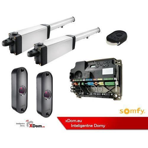 Somfy Ixengo io ee pack (1 pilot 4-kanałowy keygo, zestaw fotokomórek)