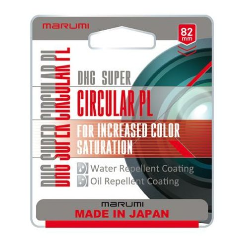 Marumi super dhg filtr fotograficzny circular pl 82mm